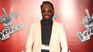 The Voice Coach will.i.am.