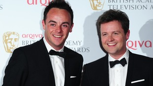 Ant and Dec who hosted last year's Text Santa appeal