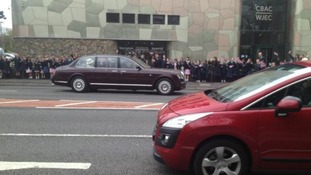 Queen car