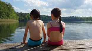Drowning Prevention Week warns families of the dangers of letting children play around water