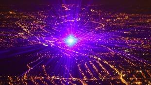"Pilots demand action at North West laser attack ""hotspots"""