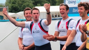 Durham rowers power to medal victory