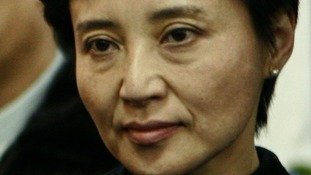 Gu Kailai, wife of China's former Chongqing Municipality Communist Party Secretary Bo Xilai