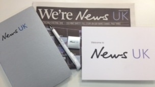 News International has just become News UK