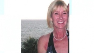 Sally Lawrence died after the car crash.