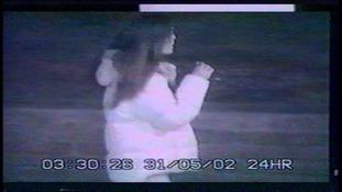 CCTV victim