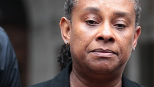 Stephen Lawrence's mother, Doreen