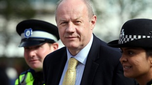 Damian Green MP, Policing and Criminal Justice Minister