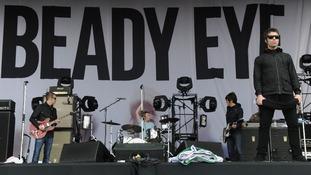 Secret Liam Gallagher gig kicks off Glastonbury