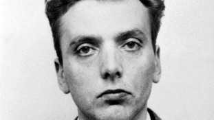 Ian Brady seen in the 1960s when he was sentenced to life in prison.
