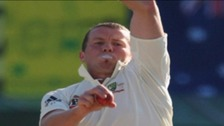 Australian fast-bowler Peter Siddle
