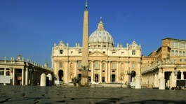 Vatican cleric arrested in Vatican bank investigation.