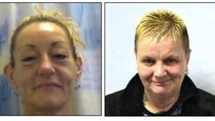 Kent Police are trying to trace Lisa Edwards and Alison McDonald.