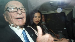 Rupert Murdoch: We fell victim to hacking 'cover-up'