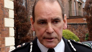 Former West Yorkshire chief constable Sir Norman Bettison