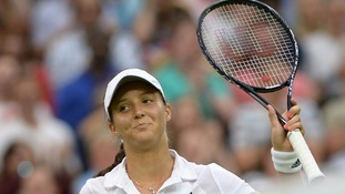 Laura Robson: Family ball girl to Wimbledon contender