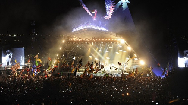 Glastonbury Line Up Update: Founder: Best Glastonbury Yet