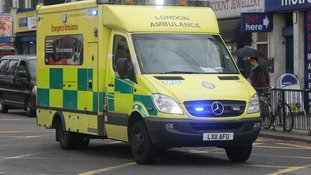 Ambulance deliveries put London hospitals under pressure