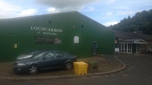 Lochcarron exterior