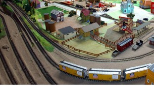 Rod Stewart is reported to have described model railway building as 'the most supreme relaxation'