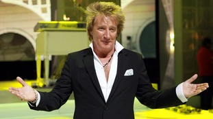 Rod Stewart 'denied film crew access to his model railway'