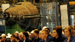 MPs back submarine building in Barrow
