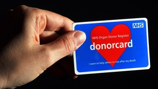 Welsh Assembly pass organ donor law.
