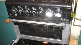 Beko issued a safety warning for for Flavel cookers with a separate oven and grill