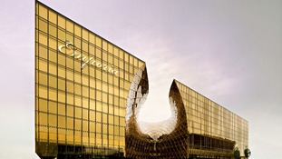 The Emporia designed by Wingardh Arkitktkontor AB in Malmo, Sweden