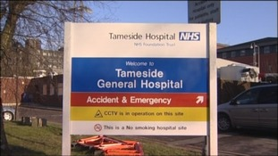 Fears of 'crisis' at Tameside Hospital