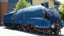The Mallard as she looks today