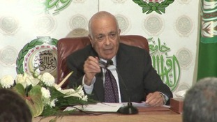 Nabil Elarby, head of Arab League