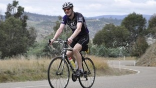 Andrew McMenigall, one of the two cyclists killed on the A30