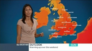 Barbecue weekend expected over the weekend