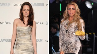 Kristen Stewart and Katie Price
