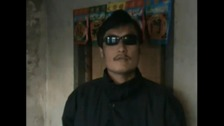 Blind legal activist Chen Guangcheng