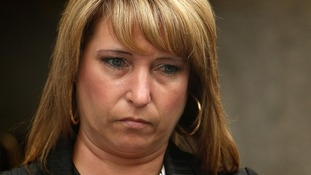 Denise Fergus, the mother of James Bulger