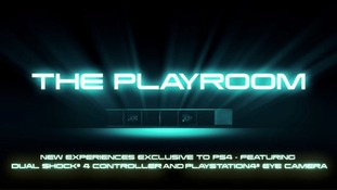Sony showcases games on the PlayStation 4