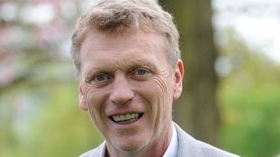 Manchester United's incoming manager David Moyes