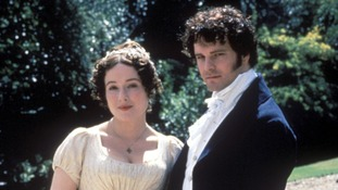 Colin Firth and Jennifer Ehle in 'Pride and Prejudice'