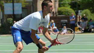 Leicestershire's next tennis star of the future