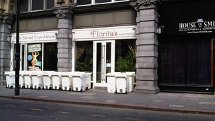 Florita's Bar in Collingwood Street, Newcastle
