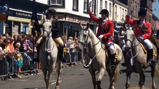 Annan Riding of the Marches