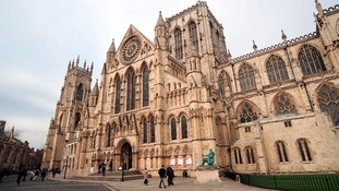 Man arrested after attack at York Minster