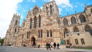 Arrest during York Minster service