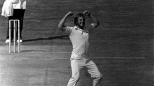 Ian Botham produced a blistering spell on the final day to help defeat Australia
