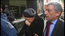 Margaret Moran arriving at court in September 2011