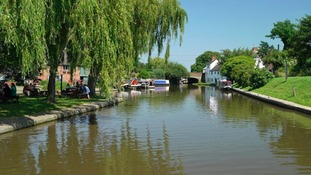 Sunny Shardlow, Derbyshire
