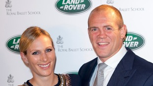 Zara Phillips announces pregnancy