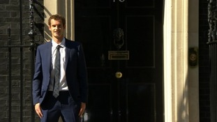 Murray will meet a group of senior political figures including David Cameron and Labour leader Ed Miliband